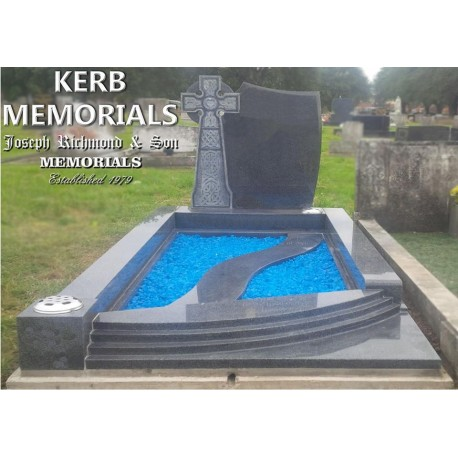 Blackhill Style Kerb Surround