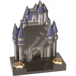 Childrens Castle Blue