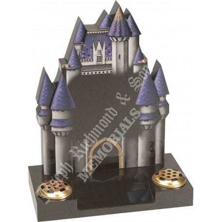 Childrens Castle Blue