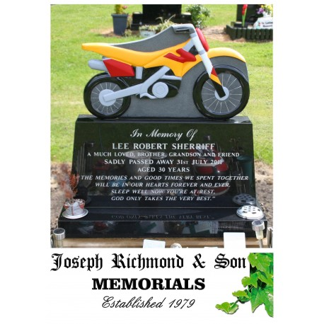 Off Road Motorbike Memorial