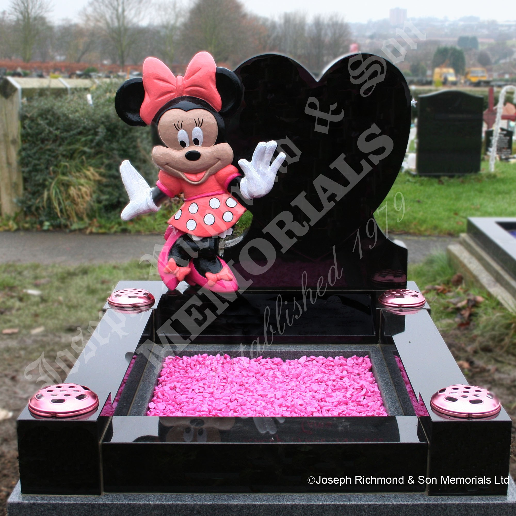 Child baby memorials joseph richmond son memorials minnie mouse reviewsmspy