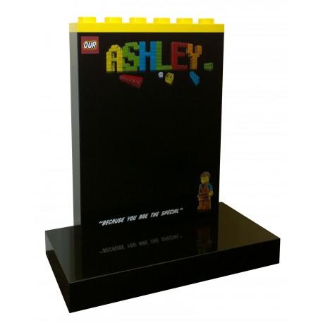Lego Memorial