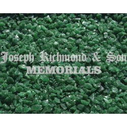 Green Glass Chippings