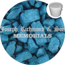 Everton Blue Dyed Chippings
