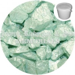 Ice Green Dyed Chippings