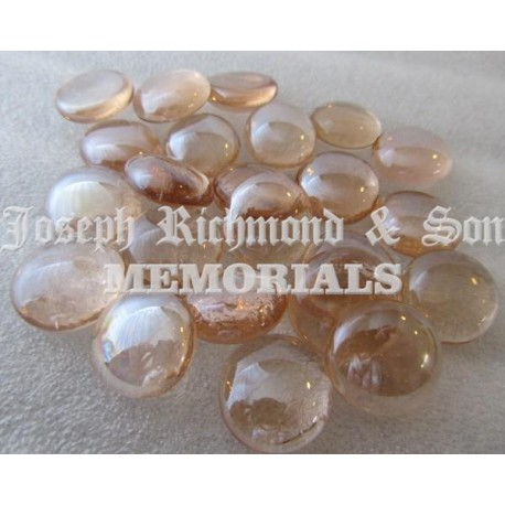Pearl Round Glass Beads