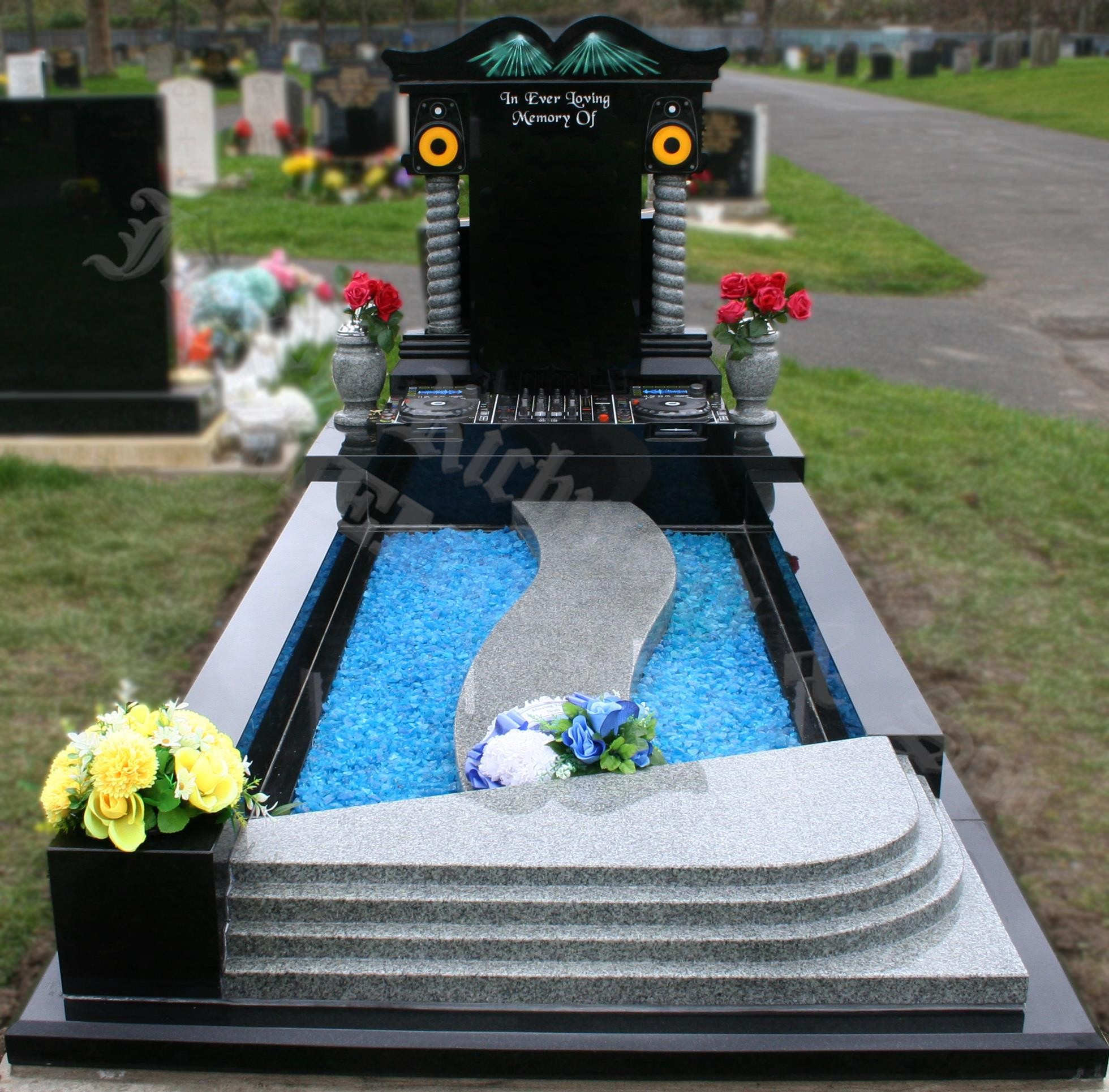 Bespoke joseph richmond son memorials dj memorial reviewsmspy