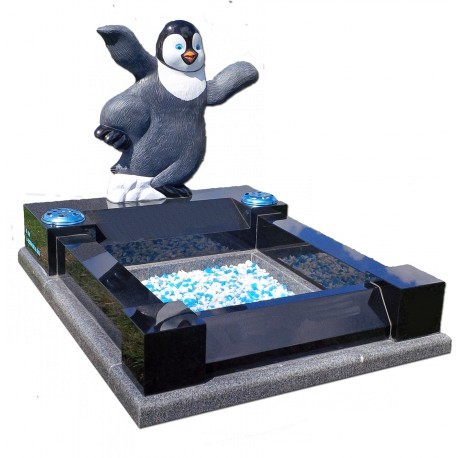 Penguin Character Memorial