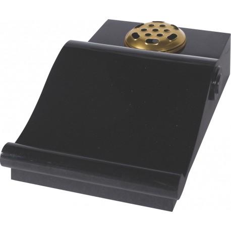 New Scroll Desk black