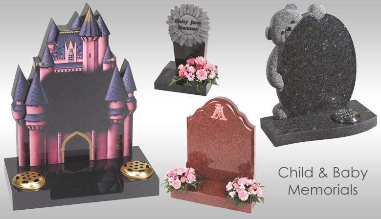 child-baby-memorials
