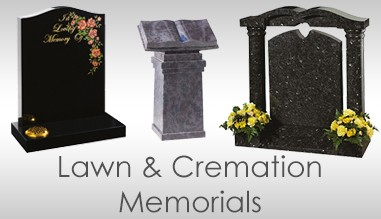 Lawn and Cremation Memorials