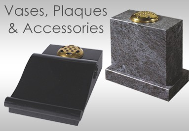 Vases, Plaques & Accessories