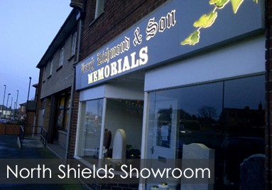 North Shields Showroom