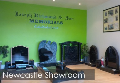 Newcastle Showroom